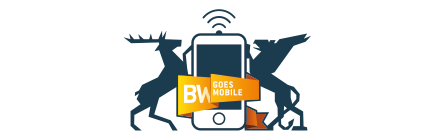 Logo BW goes mobile